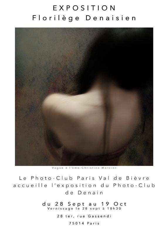 Denain expose à la galerie Daguerre