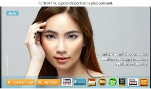PortraitPro - Logiciel de retouche photo facile
