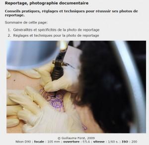 reportages, documentaire photographique - conseils pour réussir ses photos