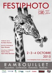 Festiphoto Rambouillet Octobre 2015