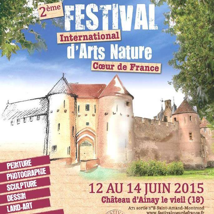 Festival international d'arts Nature « Coeur de France »